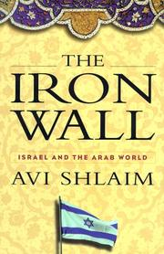 Cover of: The Iron Wall | Avi Shlaim