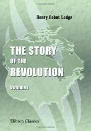 Cover of: The Story of the Revolution