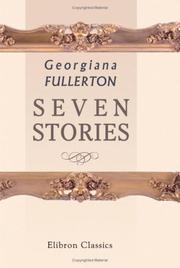 Cover of: Seven Stories