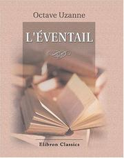 Cover of: L\'Éventail: Illustrations de Paul Avril