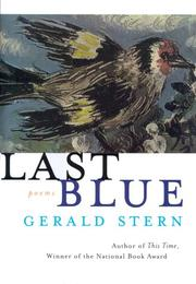 Cover of: Last Blue: Poems