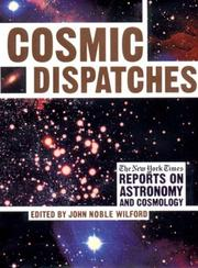 Cover of: Cosmic Dispatches