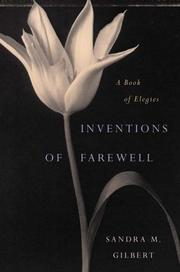 Cover of: Inventions of Farewell | Sandra M. Gilbert