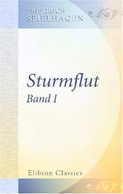 Cover of: Sturmflut