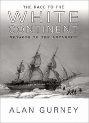 Cover of: The Race to the White Continent