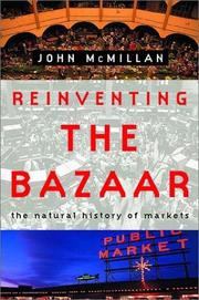 Cover of: Reinventing the Bazaar