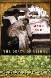 Cover of: The death of Vishnu | Manil Suri