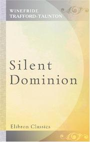 Cover of: Silent Dominion