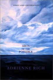 Cover of: Arts of the Possible