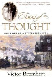 Cover of: Trains of thought