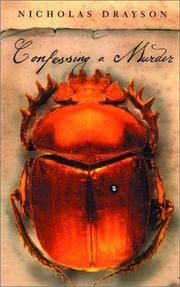 Cover of: Confessing a murder | Nicholas Drayson