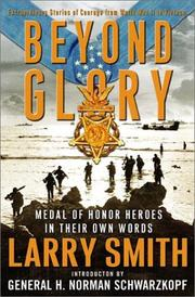 Cover of: Beyond Glory | Larry Smith