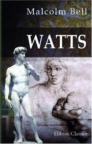Cover of: Watts