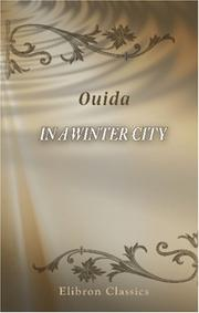 Cover of: In a winter city