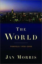 Cover of: Writer's world: travels 1950-2000