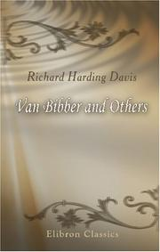 Cover of: Van Bibber and Others