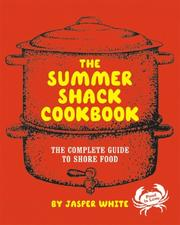 Cover of: The summer shack cookbook