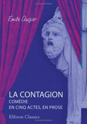 Cover of: La contagion