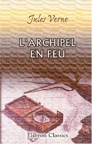 Cover of: L' archipel en feu
