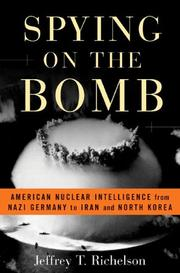 Cover of: Spying on the bomb
