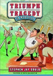 Cover of: Triumph and Tragedy in Mudville