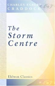 Cover of: The storm centre