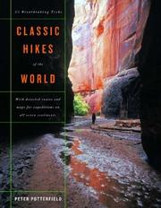 Cover of: Classic Hikes of the World