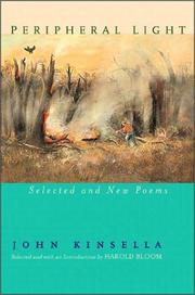 Cover of: Peripheral Light | John Kinsella