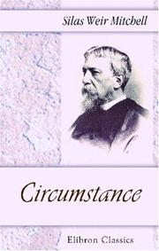 Cover of: Circumstance | Silas Weir Mitchell