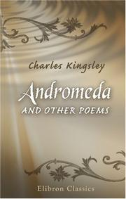 Andromeda and Other Poems by Charles Kingsley