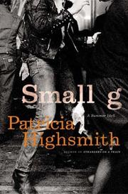 Cover of: Small g