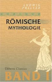 Cover of: Römische Mythologie