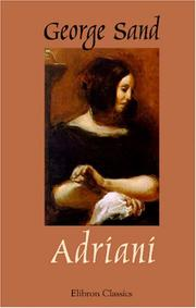 Cover of: Adriani