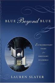 Cover of: Blue Beyond Blue