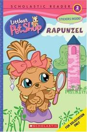 Cover of: Rapunzel (Littlest Pet Shop) | Scholastic
