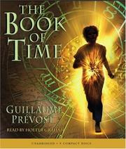 Cover of: Book Of Time | Guillaume PrГ©vost