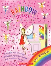 Cover of: Rainbow Magic Letter-writing Kit