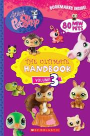 Cover of: Ultimate Handbook (Volume 3) (Littlest Pet Shop)