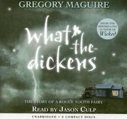 Cover of: What-the-dickens