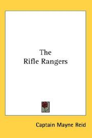 Cover of: The Rifle Rangers