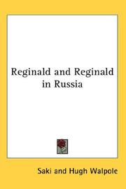 Cover of: Reginald, and Reginald in Russia