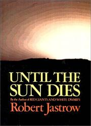 Cover of: Until the sun dies
