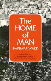Cover of: The home of man