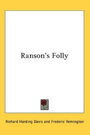Cover of: Ranson's Folly