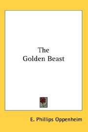Cover of: The golden beast