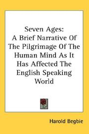 Cover of: Seven ages