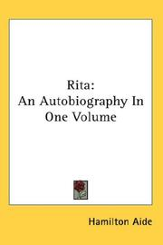 Cover of: Rita | Hamilton Aide