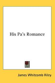 Cover of: His Pa
