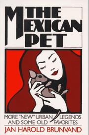 Cover of: The Mexican pet