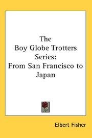 Cover of: The Boy Globe Trotters Series